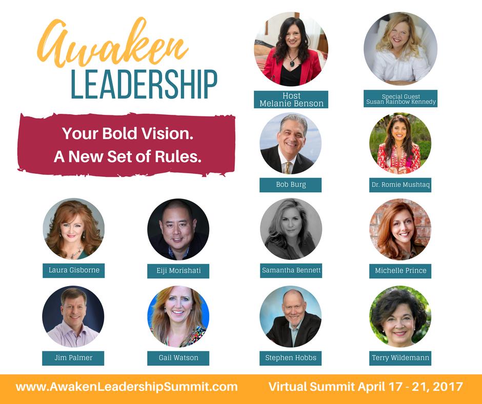 Awaken Leadership Summit Experts