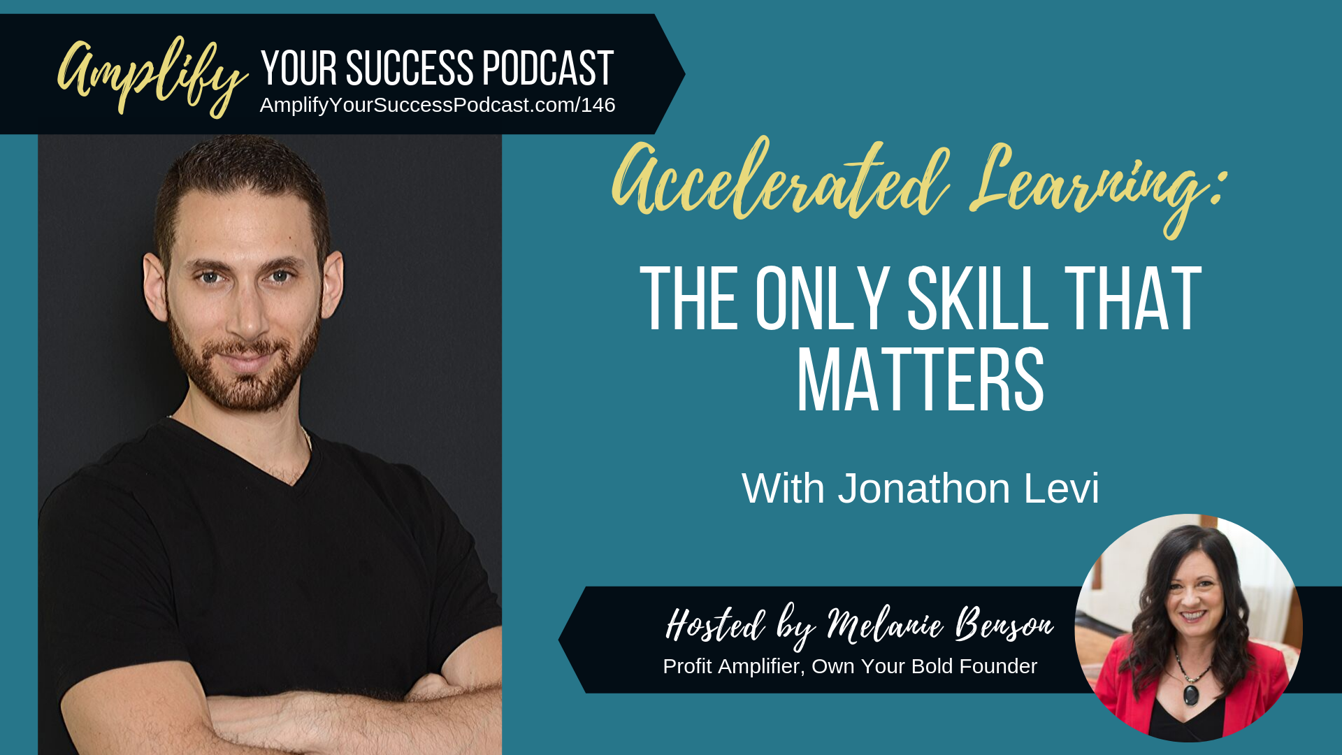 Accelerated Learning: The Only Skill That Matters with Jonathon Levi