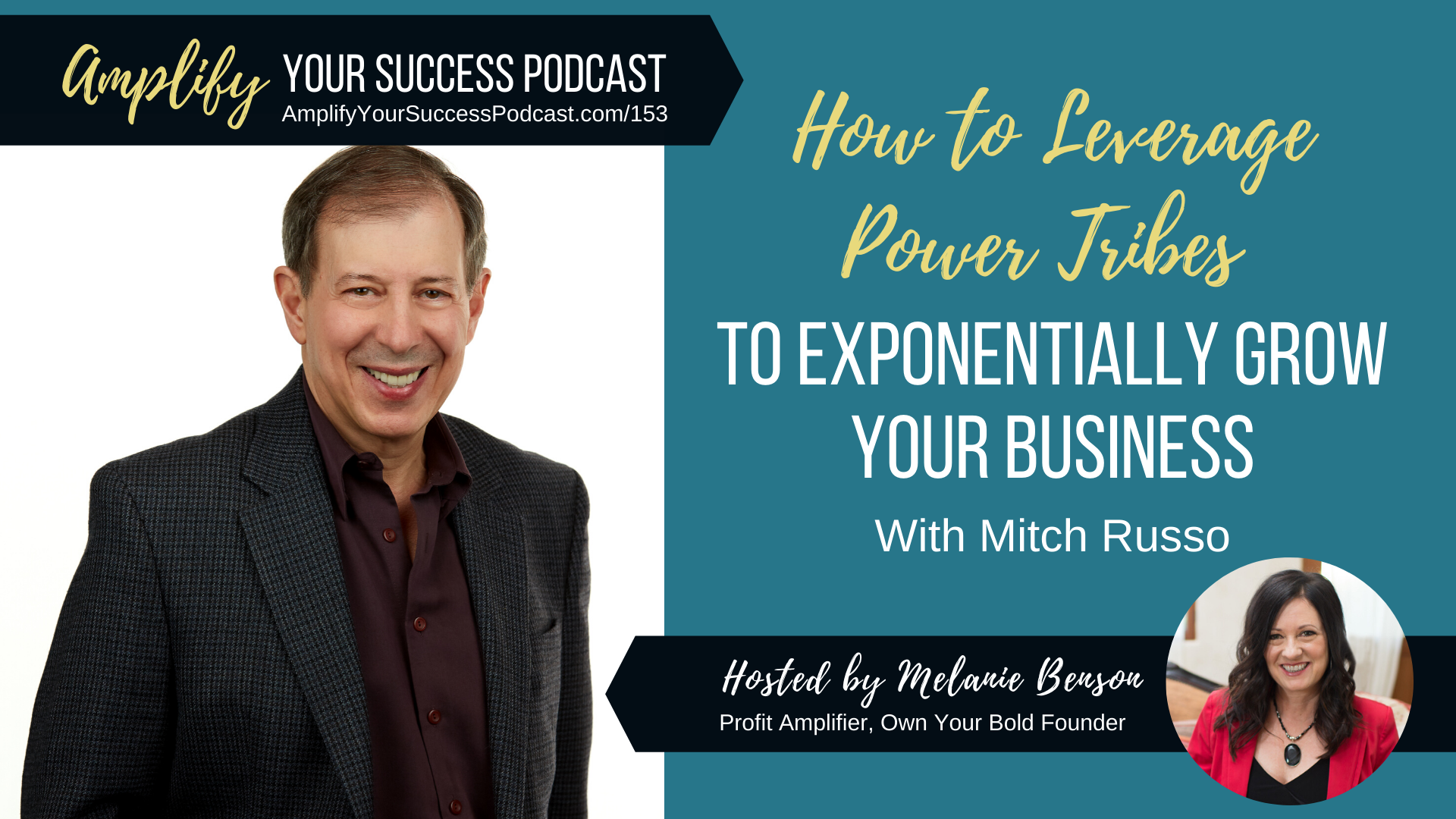 How Power Tribes Exponentially Grow Your Business with Mitch Russo