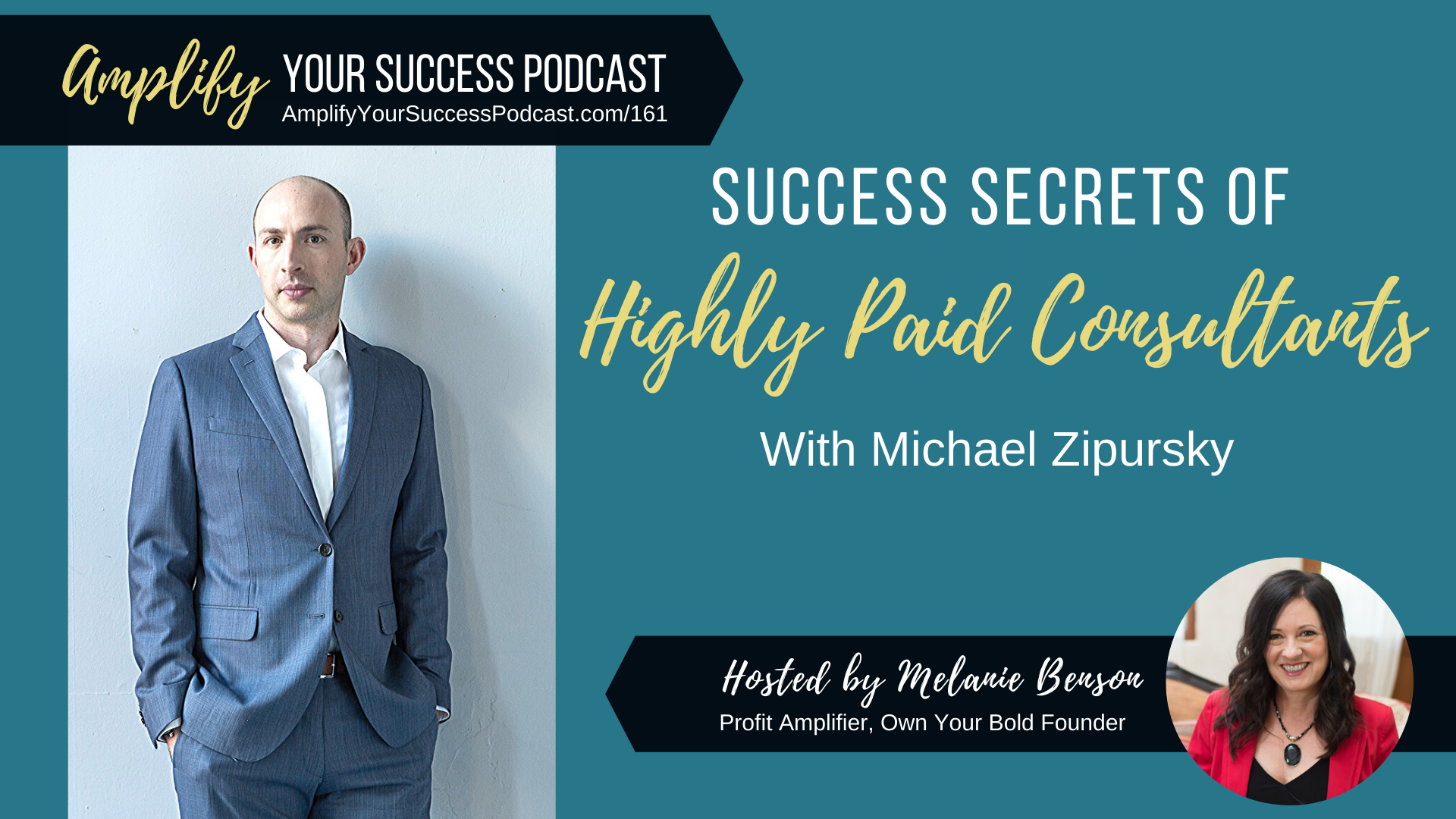 Success Secrets of Highly Paid Consultants with Michael Zipursky