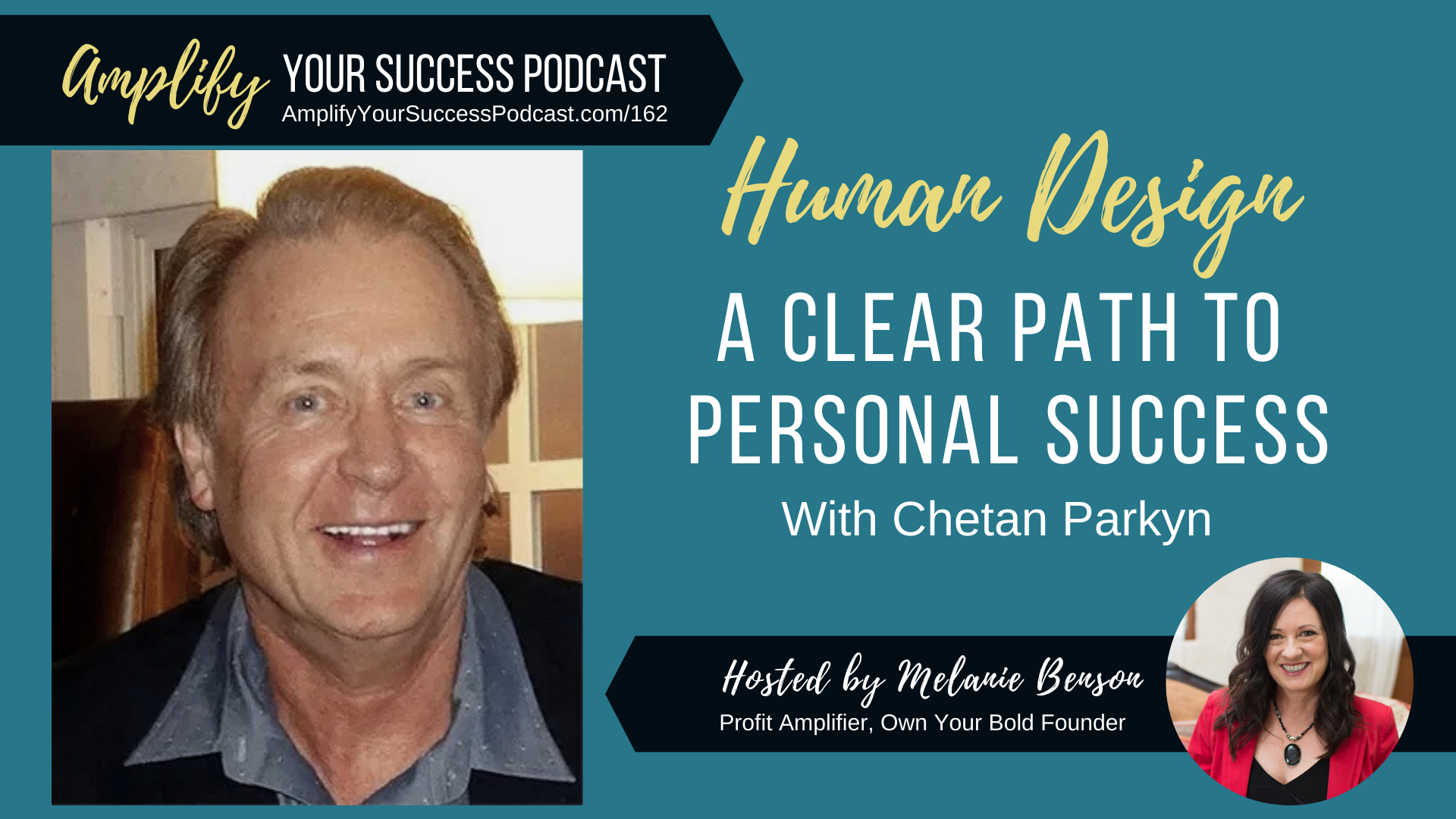 Human Design: A Clear Path to Personal Success with Chetan Parkyn