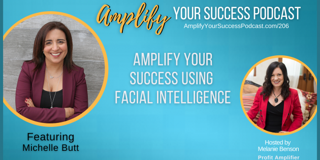 Amplify Your Sales Conversations using Facial Intelligence with Michelle Butt
