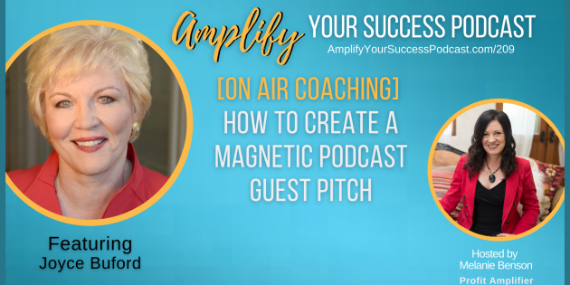 How to Create a Magnetic Podcast Pitch