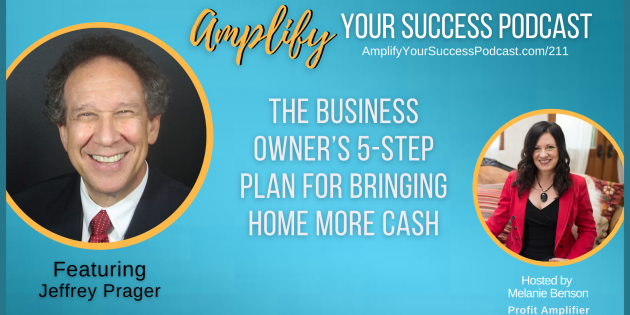 Make More Money: The Business Owner's 5-Step Plan