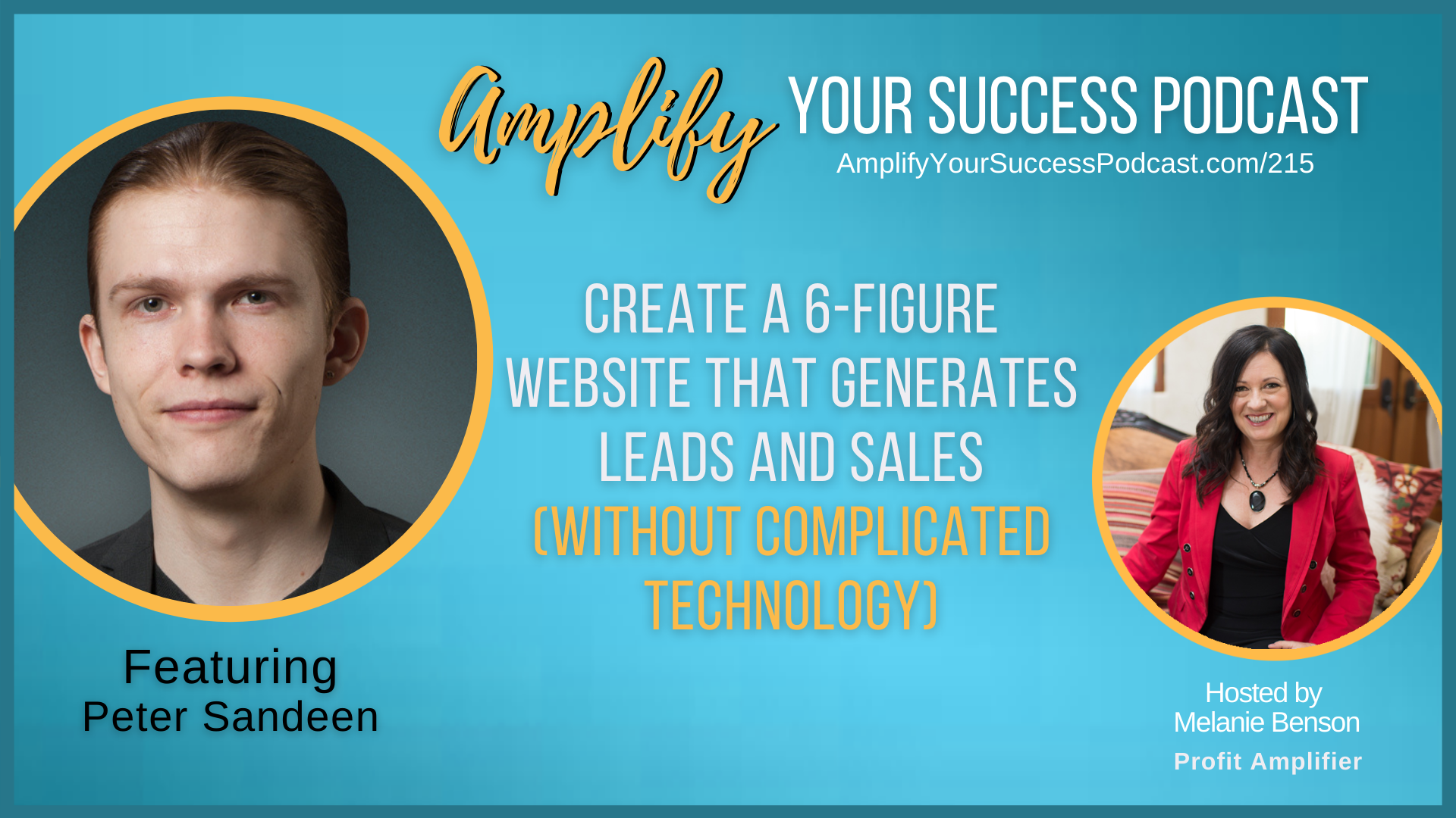 Create a 6-Figure Website to Get More Leads and Sales