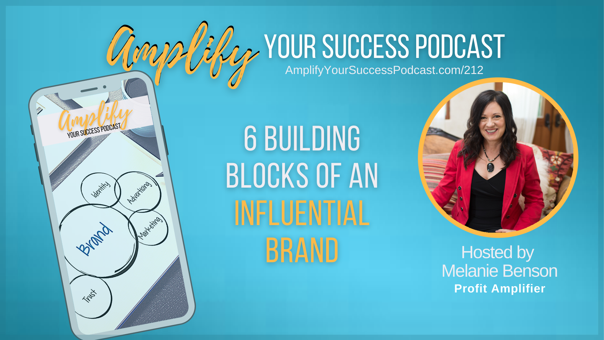 Six Building Blocks of an Influential Brand