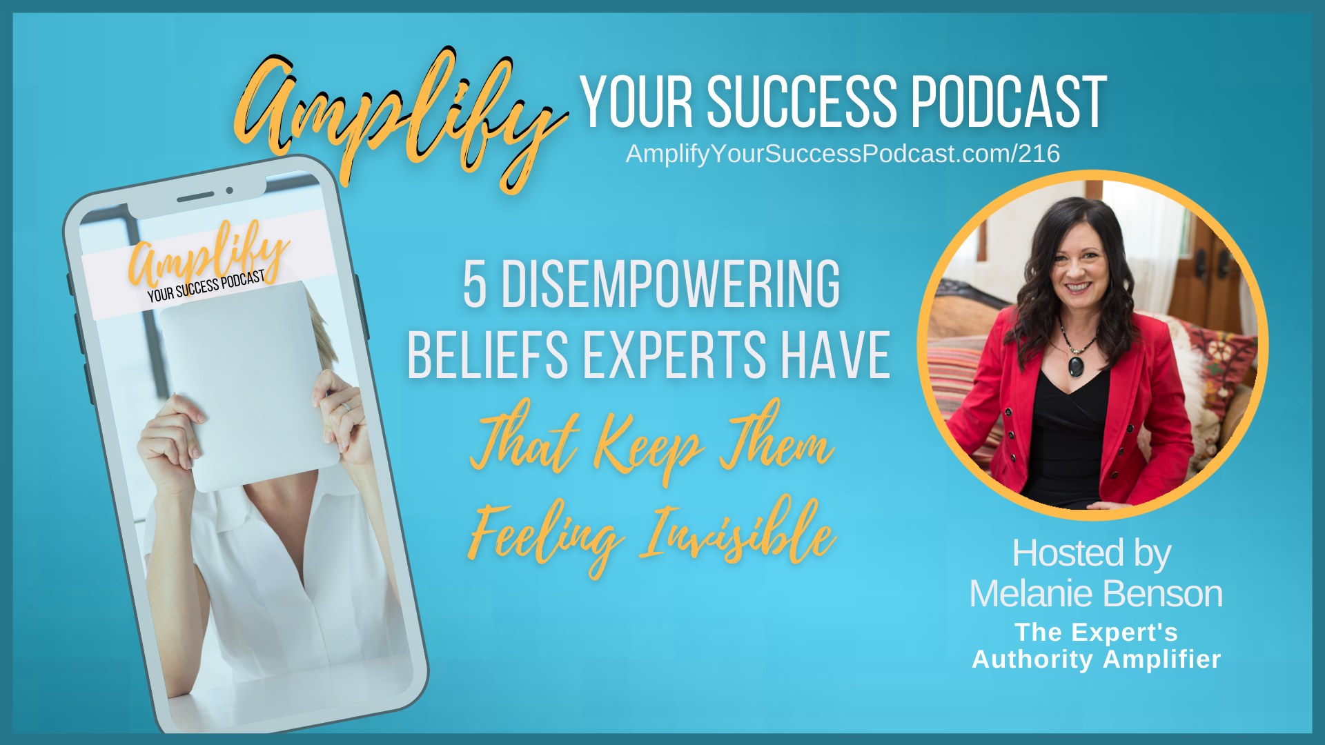 5 Limiting Beliefs Experts Have that Keep Them Feeling Invisible