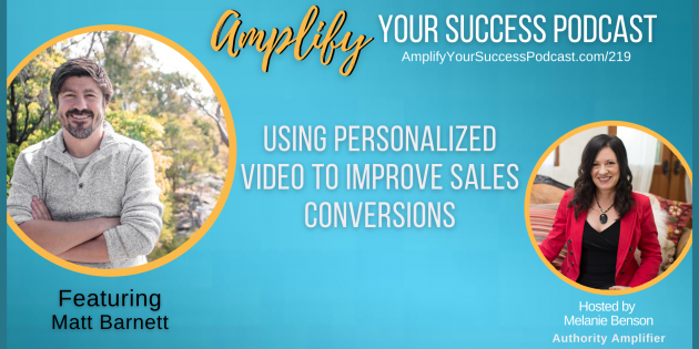 Using Personalized Video to Improve Sales Conversions