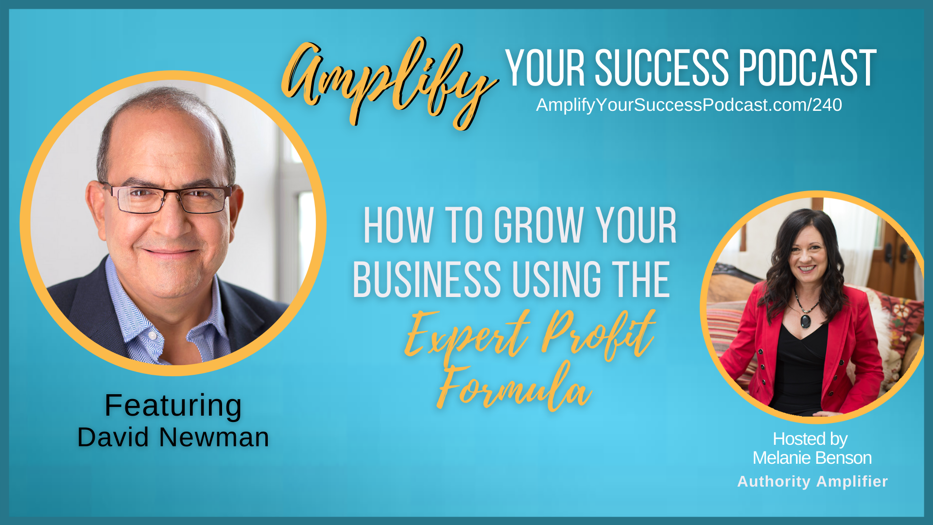 How to Grow Your Business Using The Expert Profit Formula With David Newman