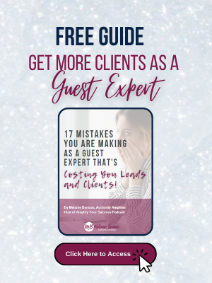 Get More Clients As A Guest Expert - Free Guide