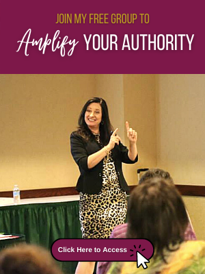 Join My FREE Group to Amplify Your Authority