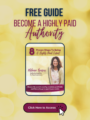 Become a Highly Paid Authority - Free Guide