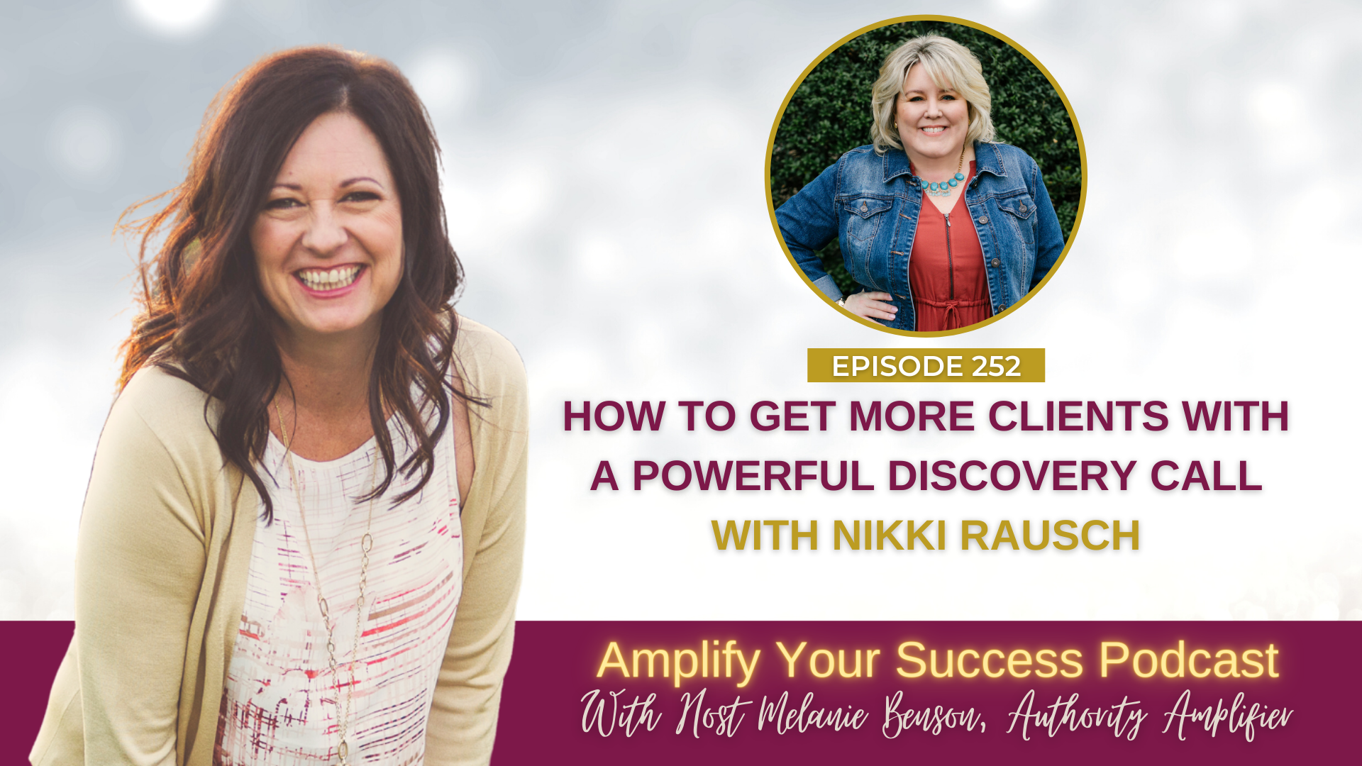 How To Get More Clients With A Powerful Discovery Call
